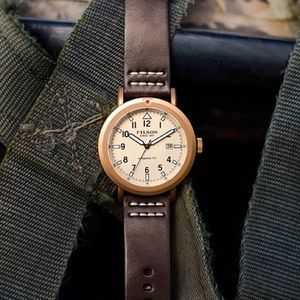 2xHP NWT Filson Argonite 715 Watch Made in USA